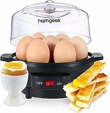 homgeek Egg Boiler White