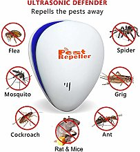 HOMGREEN Upgrated Pest Control Ultrasonic