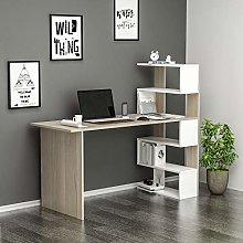 HOMIDEA DELUXE Bureau - Computer Workstation -