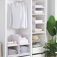 Homieco Drawer Storage Racks Clothes Organizer