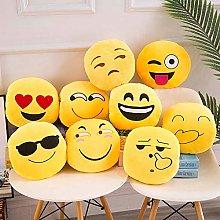 Homieco Emoji Stuffed Plush Pillow Toys Soft Touch