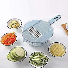 Homiepie™ Four Blades Vegetable Slicer Blue