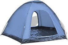 Hommoo 6-person Tent Blue VD32242