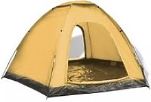 Hommoo 6-person Tent Yellow VD32244