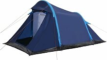 Hommoo Camping Tent with Inflatable Beams