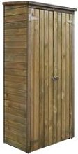 Hommoo Garden Tool Storage Shed FSC Pinewood