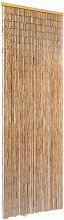 Hommoo Insect Door Curtain Bamboo 56x185 cm VD28007