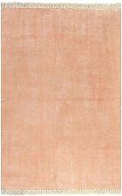 Hommoo Kilim Rug Cotton 120x180 cm Pink VD12471