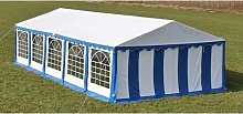 Hommoo Party Tent 10 x 5 m Blue VD06754