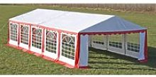 Hommoo Party Tent 10 x 5 m Red VD06755