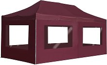 Hommoo Professional Folding Party Tent with Walls