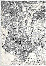 Hommoo Rug Grey 80x150 cm PP VD03038