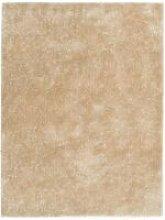 Hommoo Shaggy Area Rug 160x230 cm Beige VD25367