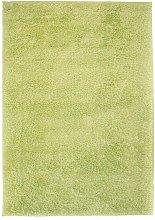 Hommoo Shaggy Area Rug 160x230 cm Green VD02103