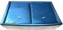 Hommoo Waterbed Mattress Set with Liner and