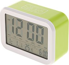 Homyl Kids Alarm Clock, Voice Talking Time and