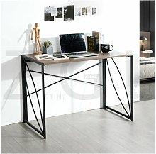 Homylin - Study Desk Folding Computer Desk