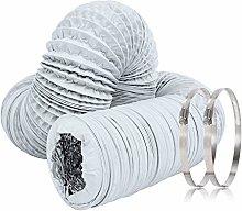 Hon&Guan Aluminium PVC Ventilation Air Ducting