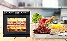 Hondony 600W Food Dehydrator Machine, 6 Stainless