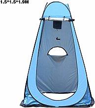 HoneybeeLY Camping Toilet Tent Pop Up Shower