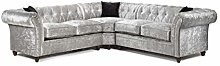 Honeypot - Sofa - Derby Chesterfield - 3 Seater -