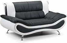 Honeypot - Sofa - Napoli - Faux Leather - 2 Seater