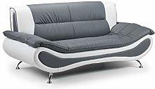 Honeypot - Sofa - Napoli - Faux Leather - 3 Seater