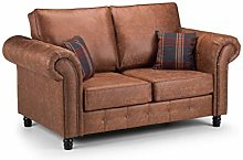 Honeypot - Sofa - Oakland - Faux Leather - 2
