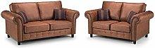 Honeypot - Sofa - Oakland - Faux Leather - 3