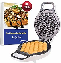 Hong Kong Bubble Waffle Maker by StarBlue with