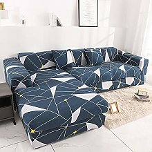 HONG Sectional Sofa Cover Slipcover for L-Shaped