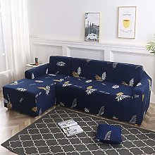 HONG Slipcover for L-Shaped Couch Sectional Chaise