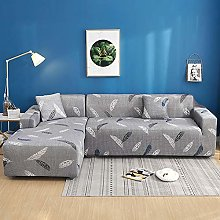 HONG Slipcover for L-Shaped Couch Universal