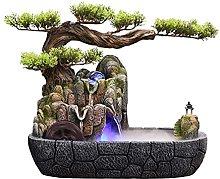 Hong Yi Fei-Shop tabletop fountain Creativity