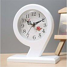 hongbanlemp Clock for Desk Creative 9-character
