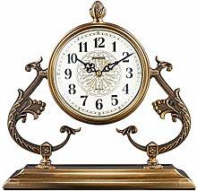 hongbanlemp Clock for Desk Desk Clock Living Room