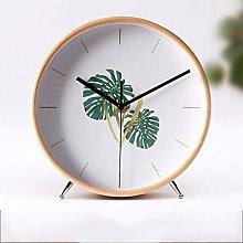 hongbanlemp Clock for Desk Home Clock Living Room