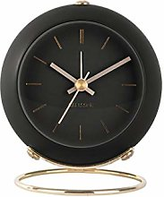 hongbanlemp Clock for Desk Home Mini Alarm Clock