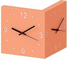 hongbanlemp Clock for Desk Modern Style Stylish