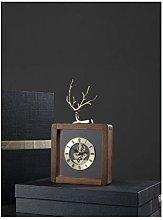hongbanlemp Clock for Desk New Chinese Creative