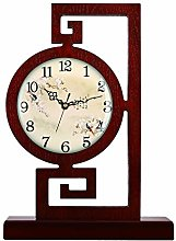 hongbanlemp Clock for Desk Table Clock/simple