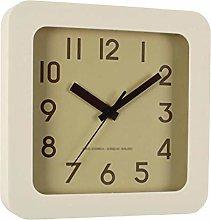 hongbanlemp Table Clock Mute Nordic Table Clocks