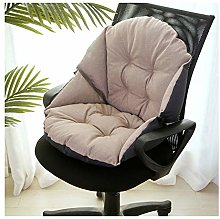 HONGBI Seat Pad Soft Sofa Cushion Back Support