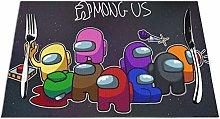 Hongfeimaoyi Am_Ong Poster U_S Woven Placemat