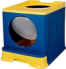 HONGFEISHANGMAO Cat Box Pet Toilet Bedpan Big