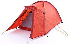 HONGFEISHANGMAO Tents 2 Man Tent for Outdoor