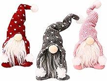 HongFüFü Christmas Decorations Sale, 3pcs
