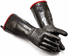 HONGLONG Barbecue Gloves,Cooking Handcuffs