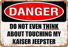 HONGXIN Do Not Even Think About Touching My Kaiser