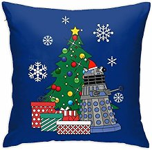 HONGYANW Dr Who Dalek Around The Christmas Tree